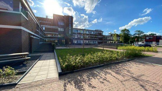 Quintushuis Schweitzerlaan 12 Waarborg Vastgoed Groningen 1